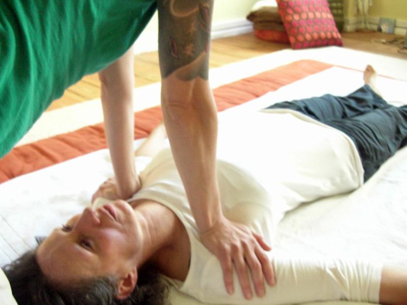 Shiatsu Neukölln Kreuzberg Workshop by Birgit Strauch Shiatsu Massage ThetaHealing