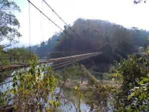 Die Brücke zwischen altem und neuen Sein!