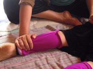 Lisu Thaimassage by Birgit Strauch Shiatsu Massage ThetaHealing