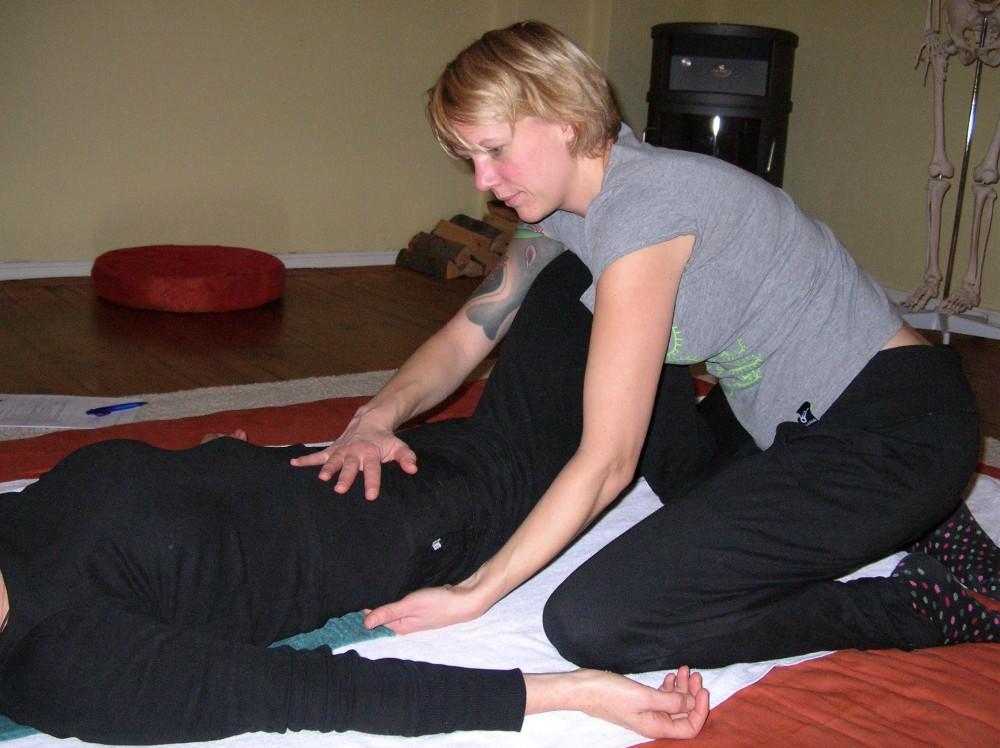 Shiatsu Behandlung Workshop Neukölln by Birgit Strauch Shiatsu Massage ThetaHealing