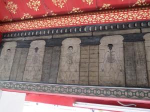 Thaimassage Wat Pho Bangkok by Birgit Strauch Shiatsu Massage ThetaHealing