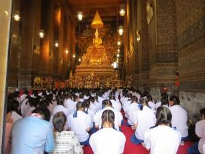 Wat Pho Thaimassage Bangkok by Birgit Strauch Shiatsu Massage ThetaHealing