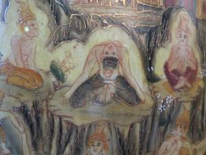 Thaimassage Wat Pho by Birgit Strauch Shiatsu Massage ThetaHealing