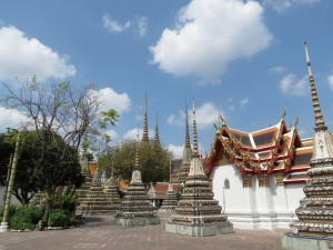 Wat Pho Thaimassage by Birgit Strauch Shiatsu Massage ThetaHealing